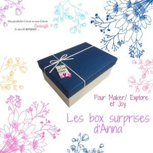 Box Surprises d'Anna